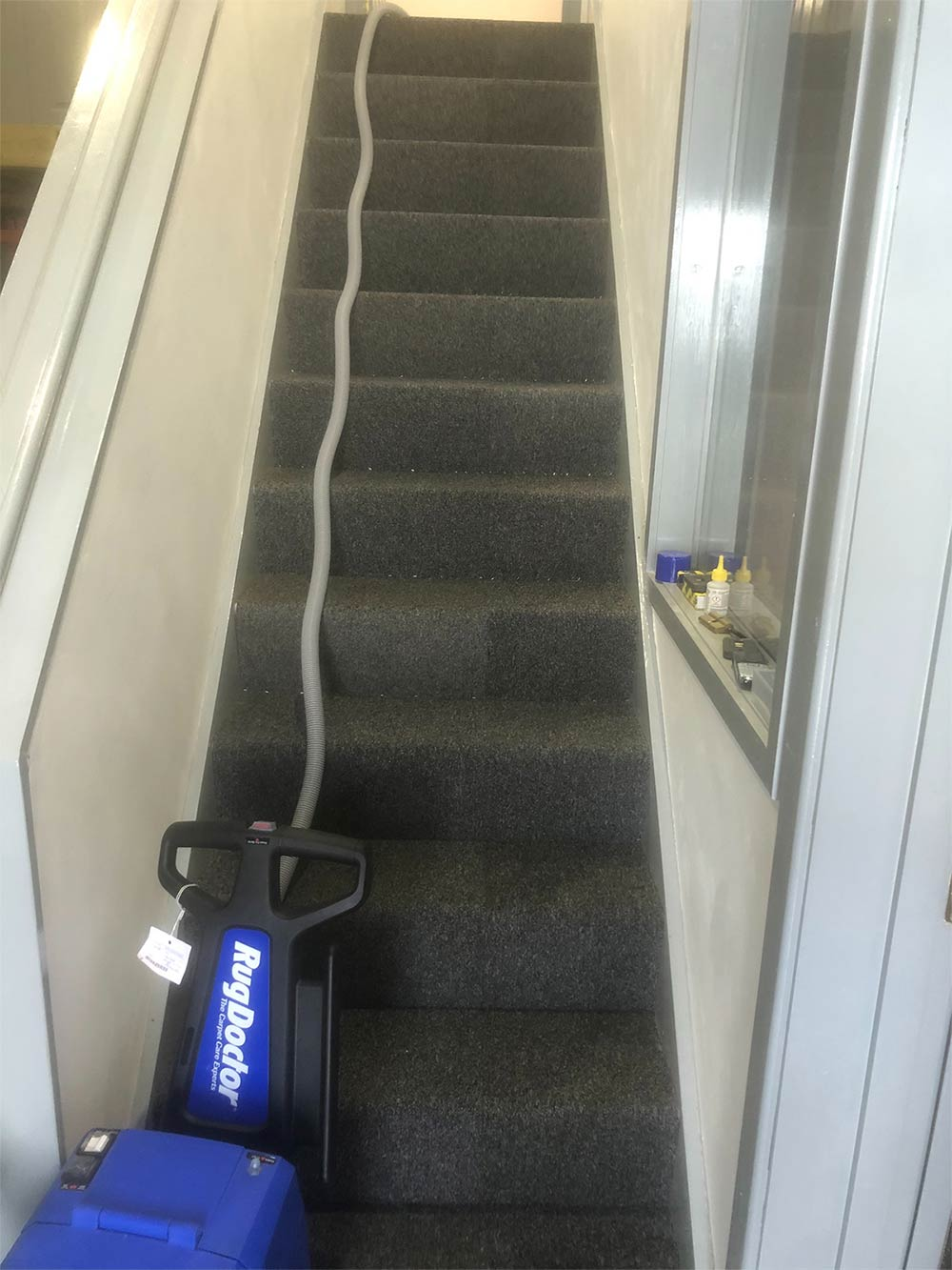Stair Cleaning, Colchester, Essex